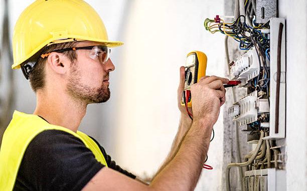 elektrotechniek stage